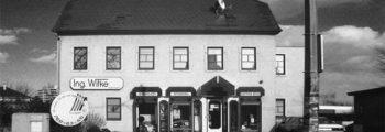 1987: Erwerb eines neuen Betriebsgebäudes